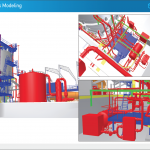 3D Pipework Modeling